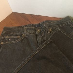 Tommy Hilfiger Classic Rise Bootcut Jeans Sz 10